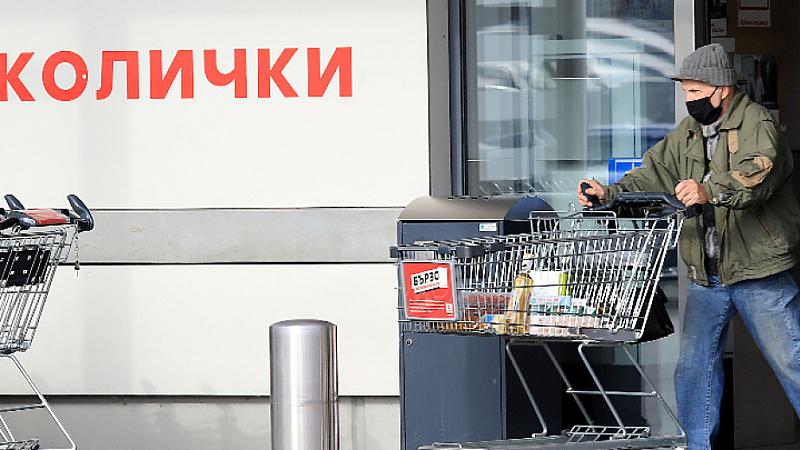 """От 1 май, събота, отпада изискването магазините за хранителни стоки да осигуряват """"коридор"""" за пазаруване от възрастни хора в часовия диапазон от 8.30..."""