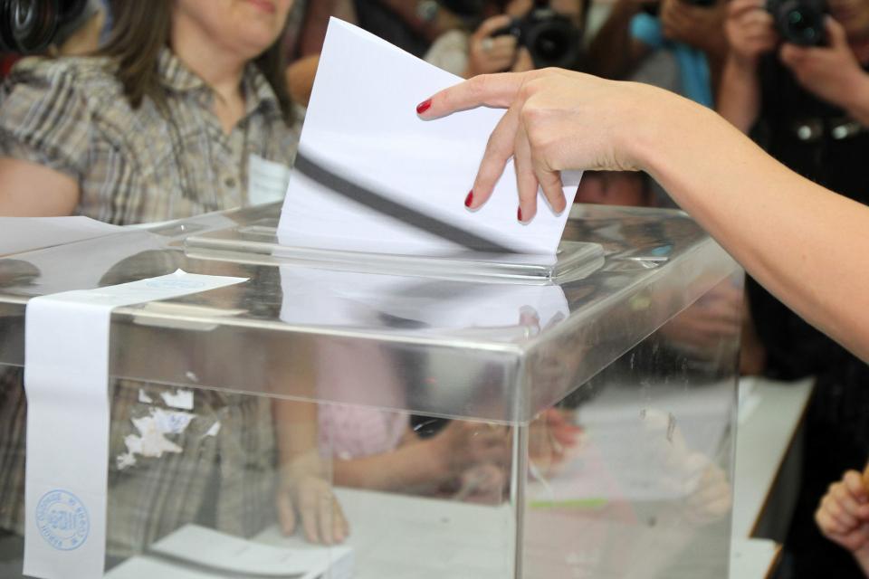 """103 са вече избирателните секции в община Ямбол. Вчера с решение на Общинската избирателна комисия беше формирана и секция в многопрофилната болница """"Свети..."""