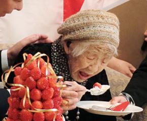 118-годишна японка е най-възрастният човек на Земята