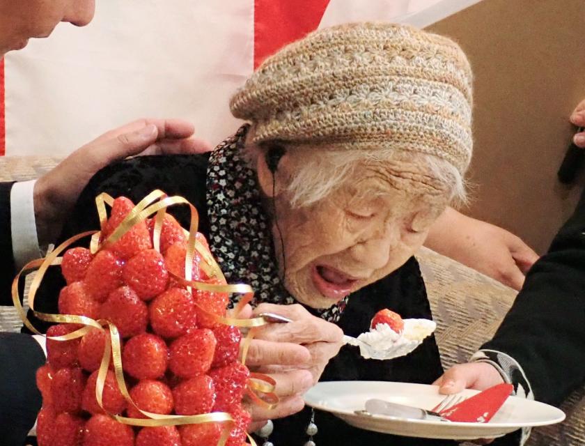 18-ти рожден ден отпразнува японката Кате Танака, която е най-възрастният жив човек на Земята, съобщи телевизия NHK. Заради коронавирусната пандемия Танака...