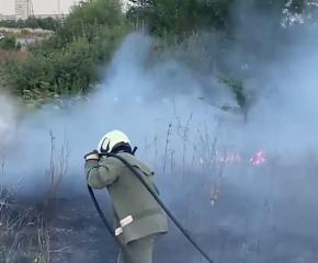 На 12 сигнала за пожари са се отзовали екипите на РСПБЗН – Ямбол от началото на седмицата (Видео)