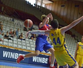 14-годишните национали по баскетбол на лагери в Ямбол и Сливен