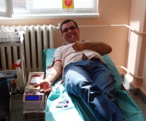 На 14 юни ще се провeде акция за безвъзмездно кръводаряване в ямболската болница