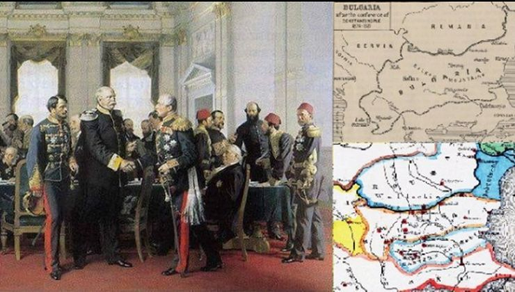 На 13 юли 1878г. е подписан Берлинският договор, който разделя страната ни на няколко части. Според него Северна Добруджа се преписва на Румъния, Сърбия...