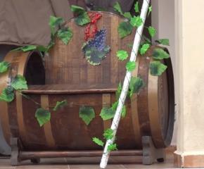 15-ти общински празник на виното в Тунджанското село Скалица (видео)