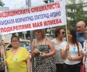 Протестите на медицинските сестри продължават - нито едно от исканията им не е изпълнено
