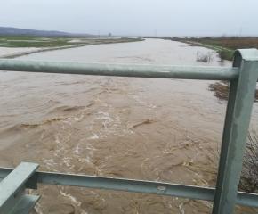 209 литра на кв/м дъжд в периода на един месец в Стралджа, при годишна норма от 550 литра