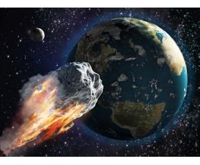 На 21 март покрай земята ще премине най-големият астероид за тази година