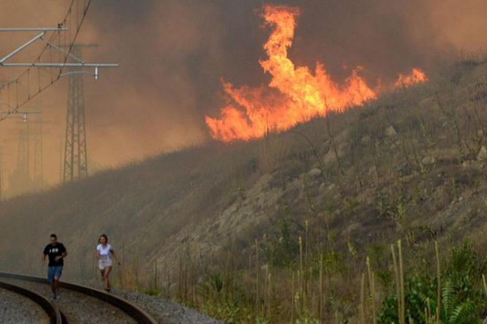 Девет активни пожара бушуват в България на 4 август. Два са по-сложни - в Кюстендилско и в землището на село Беренде, в община Земен,съобщиха за БТА от...