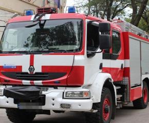 22-годишен пострада при пожар в ресторант