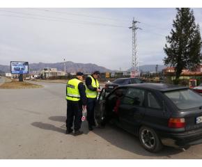 340 фиша за превишена скорост за седмица в Сливен
