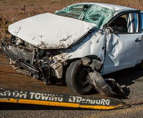 25-годишен мъж пострада след катастрофа
