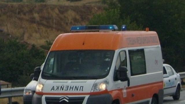 """На 27 октомври към 18:35 ч. от тел. 112 в полицията е получен сигнал за настъпило пътнотранспортно произшествие с пострадал в Ямбол, на ул. """"Ямболен"""",..."""