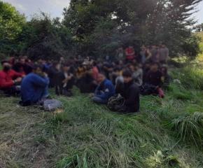 279 опита за нелегално преминаване на българската граница е предотвратила Гранична полиция
