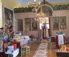 3 храма в Сливенската епархия празнуват на 17 септември