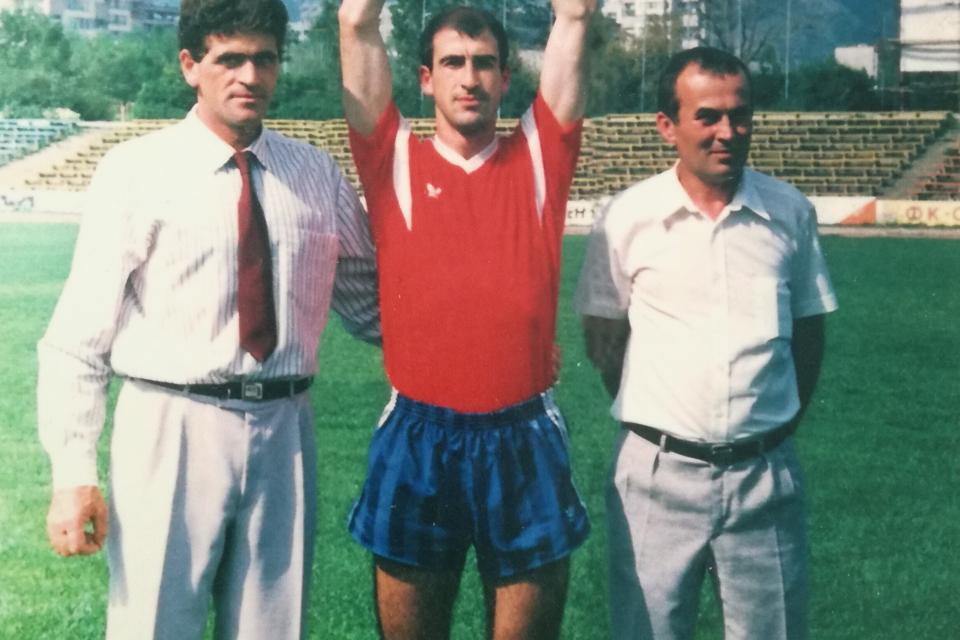На 30 май се навършват 30 години от най-големия успех на сливенския футбол - спечелването на Купата на България. На тази дата през 1990 г. в Габрово отборът...