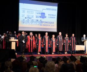 34 медицински сетри и акушерки получиха дипломите си в Сливен