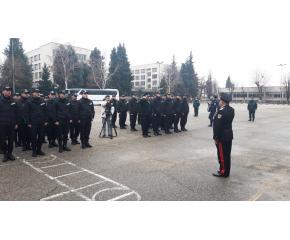 35 стажанта попълват състава на жандармерията