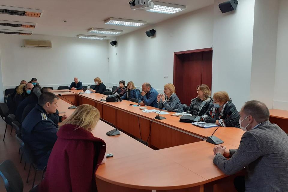 На днешното събиране на Областния медицински съвет бяха обсъдени преди всичко въпроси касаещи дейността на общопрактикуващите лекари, работата на здравните...