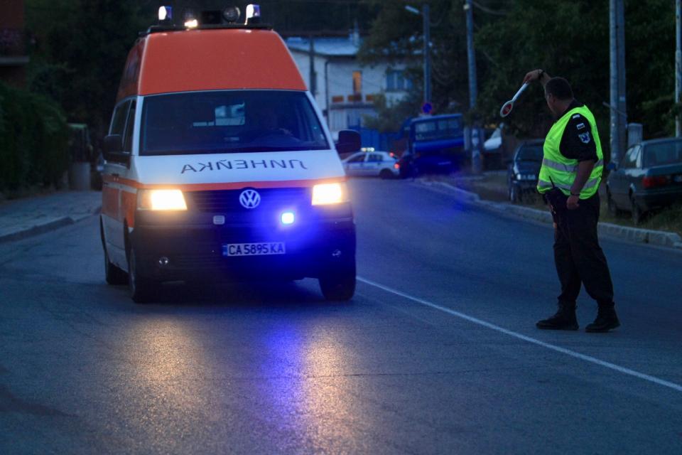 На 25 септември, в 15,40 часа, е получен сигнал за настъпило пътно произшествие на пътя Сливен-с.Тополчане, близо до  кръстовището с път І-6. Инцидентът...