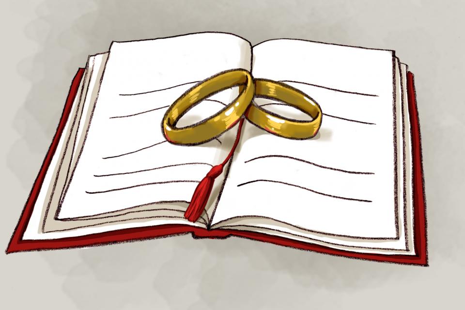 """5 двойки са сключили граждански брак през вчерашния ден в Сливен – 20.02.2020 година, съобщиха от """"Обредни домове и зали"""" в Общината. От там допълниха,..."""