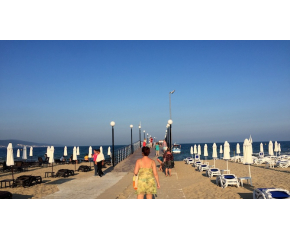 5 лева ще струват чадърът и шезлонгът на централния плаж в Слънчев бряг