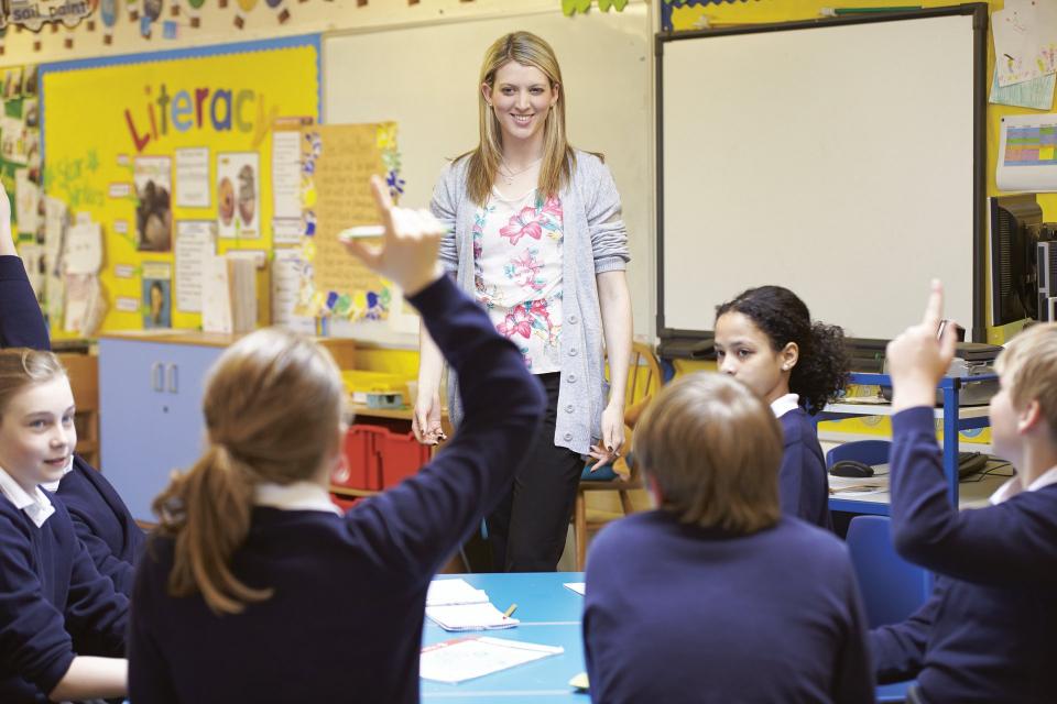 На 5 октомври светът чества Световния ден на учителя. Празникът е повод да подчертаем ключовата роля на учителите по целия свят в образованието на децата...