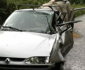 54-годишен мъж загина край Разлог след катастрофа