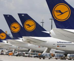 6 полета от София отменени, заради стачката на Луфтханза