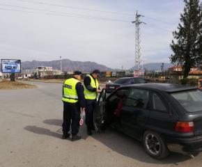 682 нарушения на ЗДвП при специализирана операция в Сливен