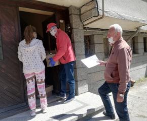 710 души получиха храни от БЧК в област Ямбол