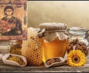 На 8 юли Българската православна църква отбелязва деня на Св. Прокопий