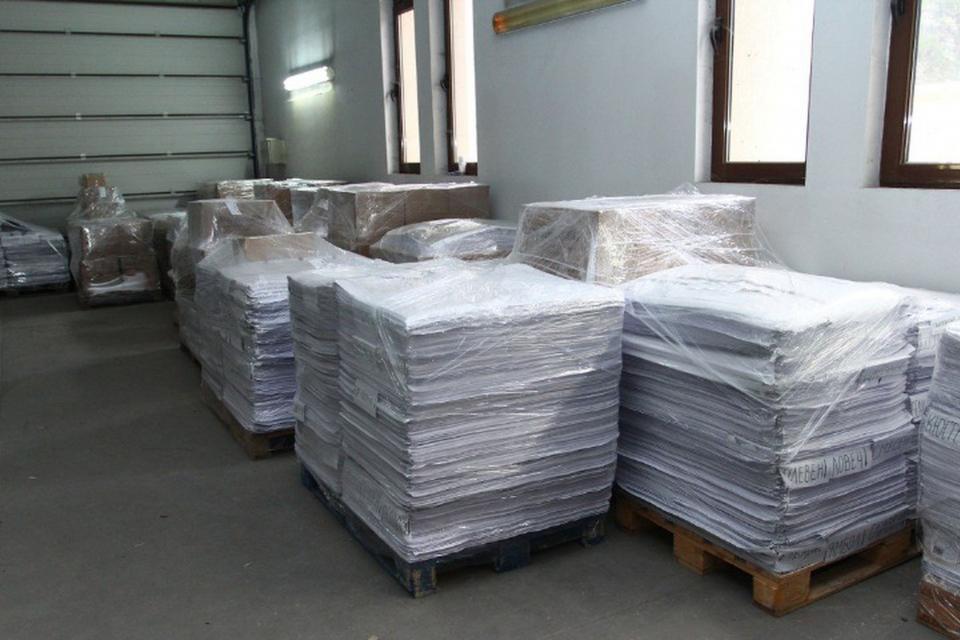 68 700 бюлетини се отпечатват за втория тур за избор на кмет в Ямбол, който ще се проведе на 3 ноември. Сега те ще са много по-къси, защото ще има само...
