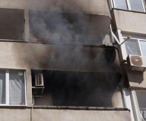 82-годишна издъхна след пожар