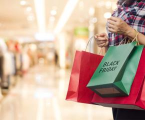84% от потребителите ще пазаруват на Черния петък