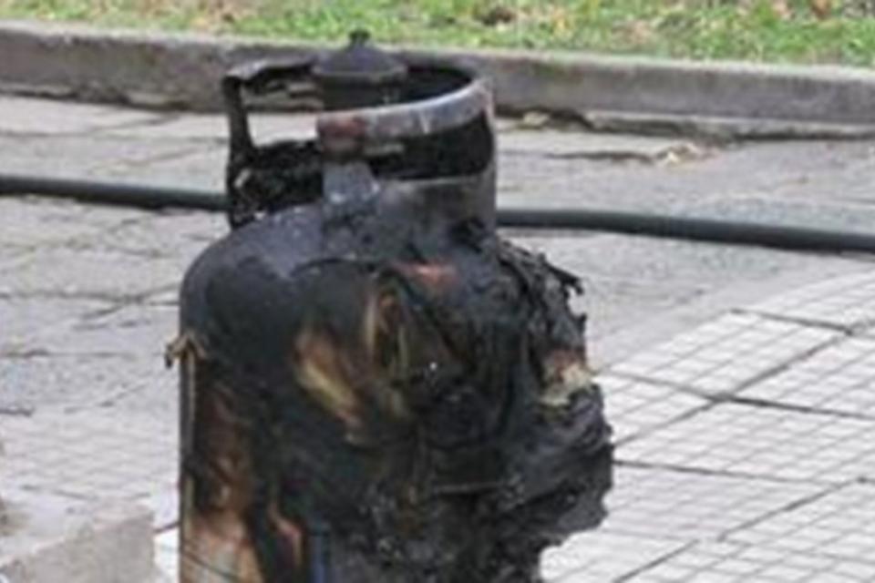 87-годишна жена от Пазарджик е с изгаряния по главата и тялото след взрив на газова бутилка. Инцидентът е станал вчера, а сигналът е получен в 11:43 часа...