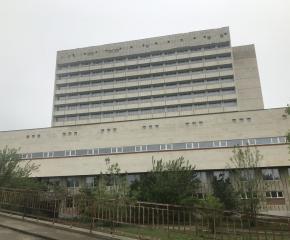 """Ако няма оспорване, строителите влизат в """"Новата"""" болница на Ямбол на 1 март"""
