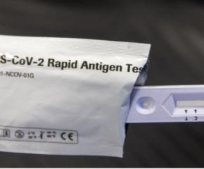 Антигенните тестове се приравняват с PCR за Covid диагностика