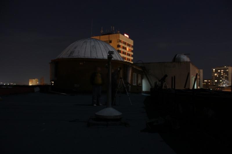 На 21 март 1971 година акад. Бонев открива третия до този момент планетариум в България - в град Ямбол . През годините Астрономическата обсерватория и...