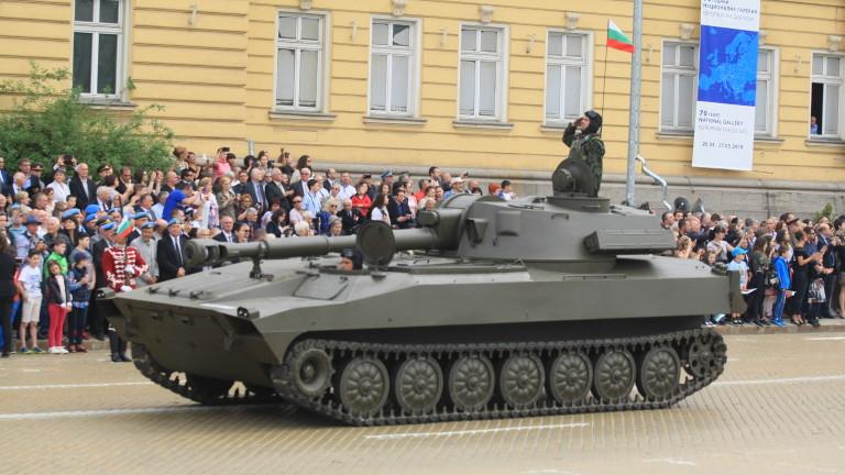 Армията започва подготовката за отбелязването на6-и май. В София пред паметника на Незнайния войн ще има генерална репетиция на представителните части,...