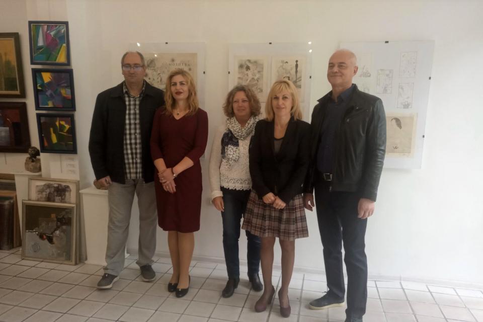 По повод 70-годишнината от създаването и институционализирането на българските държавни архиви в единна система на 8 октомври, петък, от 10:30 часа в Арт...