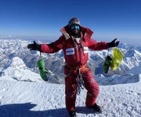 Атанас Скатов се отправи към базовия лагер на Дхаулагири