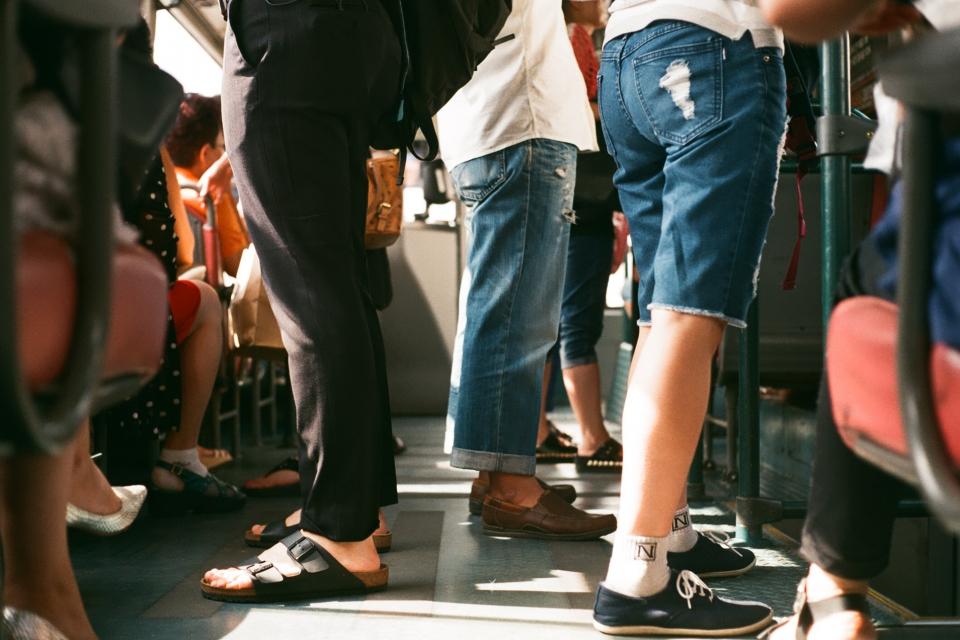 """Градските автобуси по линии щ 5 - от центъра на Сливен до кв.""""Речица"""" и щ 14- от центъра на града до кв.""""Дебела курия"""", от 21 септември 2021г., ще се движат..."""