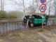 Автомобил се самозапали в Ямбол (ВИДЕО)