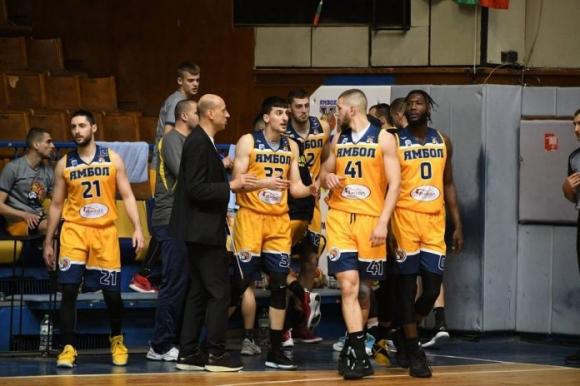Ямбол стартира с победа контролите от подготовката си за новия сезон в Национална баскетболна лига. В сряда баскетболистите на Тони Дечев се наложиха над...