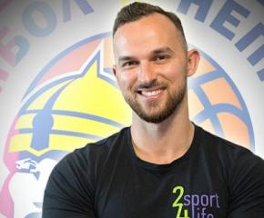 Баскетболният клуб на Ямбол се сдоби с треньор по кондиционна подготовка