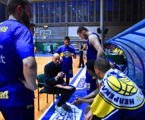 "Баскетболният тим на Ямбол достигна до трудна победа над ""Черно море"" - Тича"