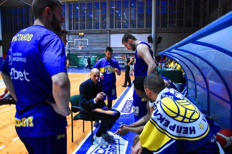Баскетболистите на Ямбол успяха да спечелят гостуването си на Черно море Тича във Варна и да прекъснат негативна серия в първенството на НБЛ, съобщават...
