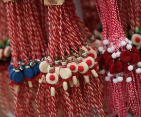 Базарът за продажба на мартеници в Сливен започва от 15 февруари