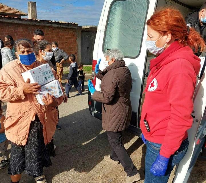 Българският Червен кръст продължава да оказва хуманитарна помощ и подкрепа на десетки хиляди хора, засегнати от пандемията. В продължение на шест месеца...